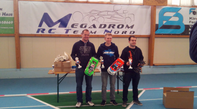 LRP-HPI-Challenge Nord in Hasloh