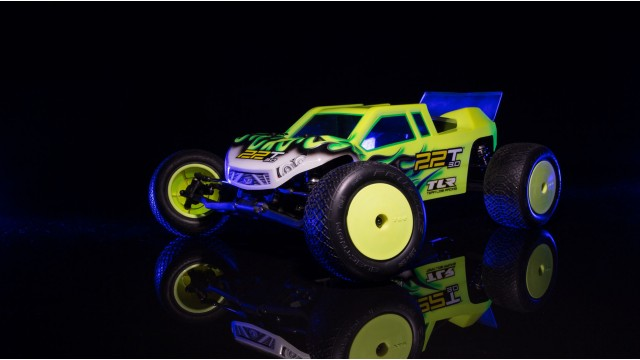 Team Losi Racing® 22T 3.0 Stadium Truck Kit
