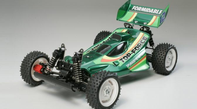 1:10 RC Top Force 2017 von Tamiya