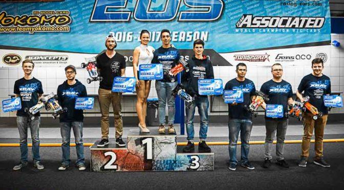 EOS Round 2 in der Slowakai – Die Ergebnisse
