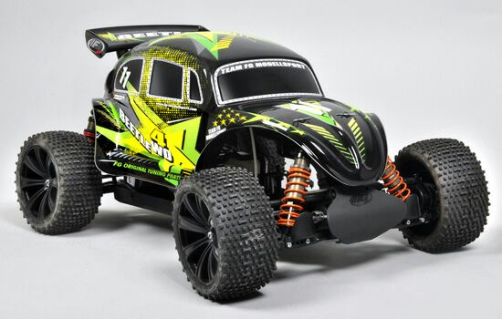 4WD Beetle Buggy mit 26cc Motor