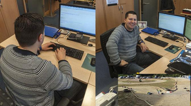 Ein Tag bei LRP-Produktmanager Andy Krämer