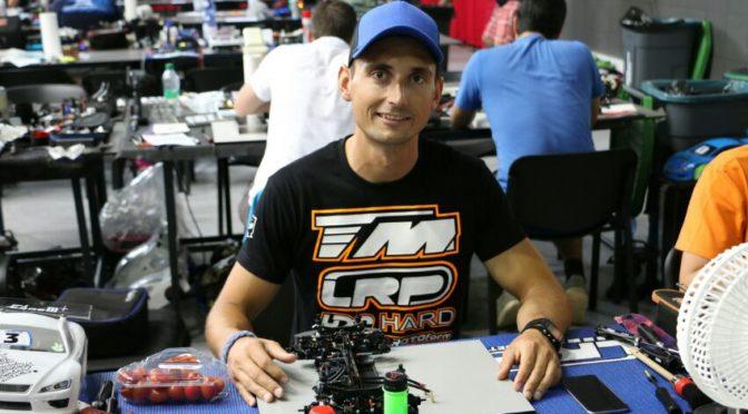 Steven Weiss zieht sich vom RC-Racing zurück