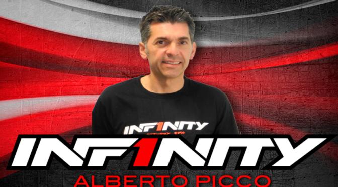Alberto Picco wechselt zu Infinity