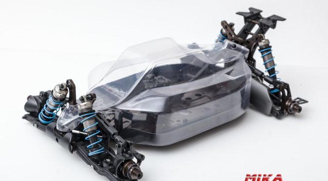Kyosho MP9e TKI4 – 1/8 Elektro im Aufbaubericht Teil 4