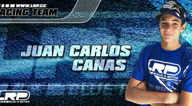 Juan Carlos Canas entscheidet sich für LRP!