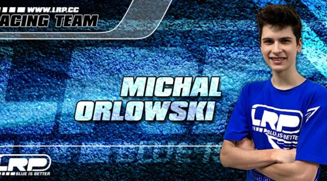 Michal Orlowski verlängert mit LRP!