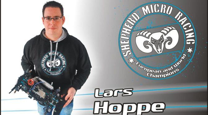 Lars Hoppe zurück bei Shepherd