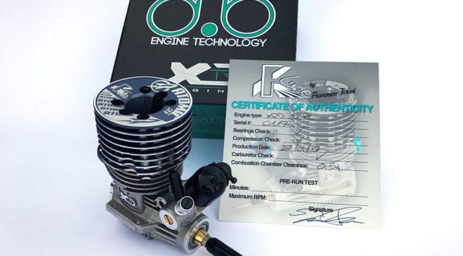 Neuer XRD F.T. Line ATOMIC Motor
