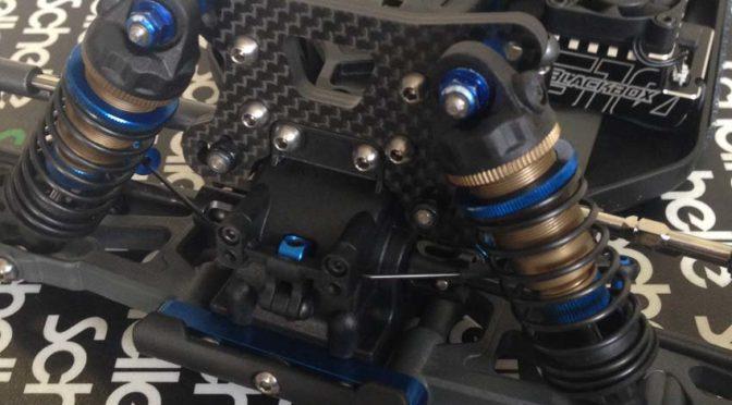 Schelle Racing – Asso B64 Titanium Schraubenset