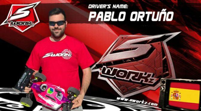 Pablo Ortuño bei SWORKz