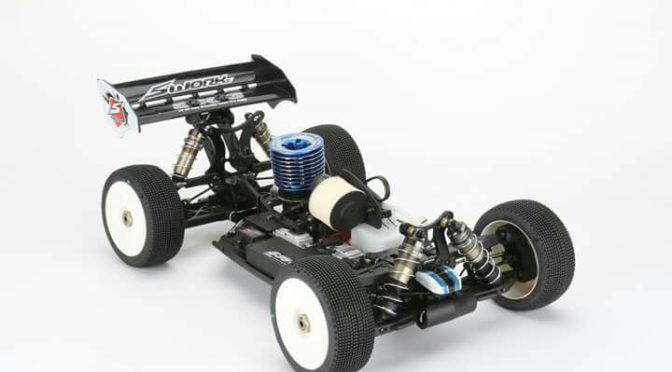 SWORKZ S35-3 1/8 PRO NITRO BUGGY KIT – Fullrelease