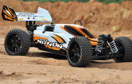 Pirate NITRON RTR – 1/10 Nitro-Buggy