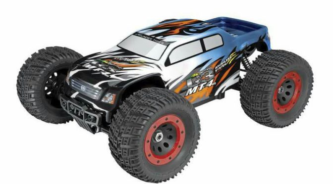 Thunder Tiger MT4 G3 Monster Truck 1:8 4WD,