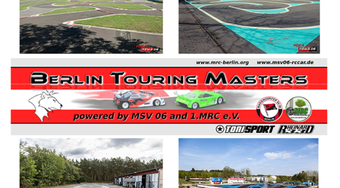 Berlin Touring Masters 2017