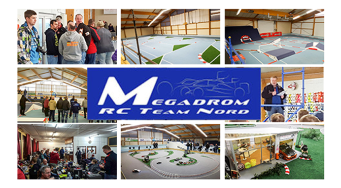 Megadrom Racing Series beim RC Team Nord