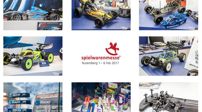 Nürnberger Spielwarenmesse 2017 – Rundgang LRP und Schumacher Racing