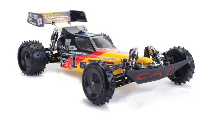 Schumacher Racing präsentiert den CAT XLS Masami