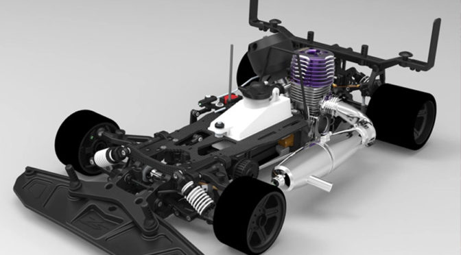Neuer ZF Concepts Z4 – Onroad 1/8 Nitro