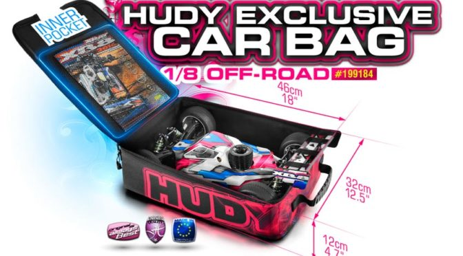 HUDY Car Bag – 1/8 Offroad