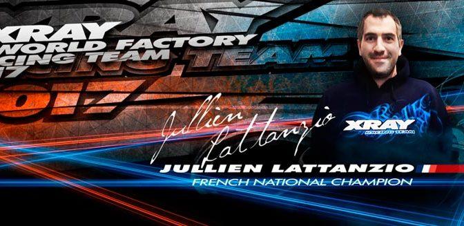 Julien Lattanzio wechselt zu XRAY