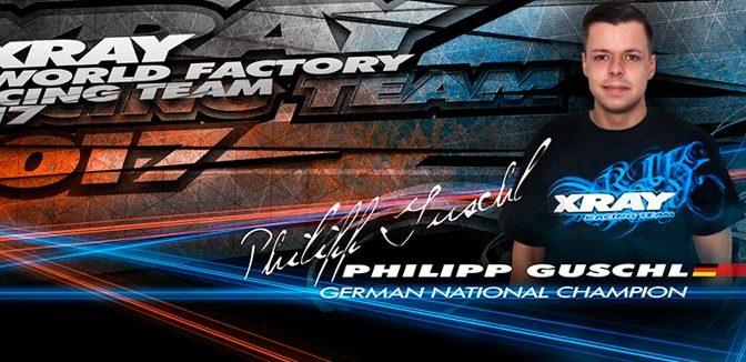 Philipp Guschl wechselt zu Xray