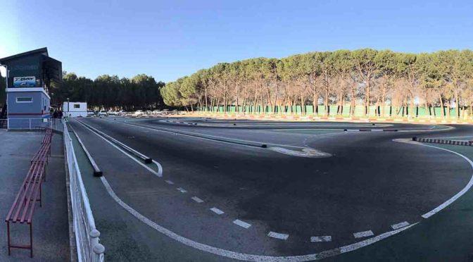 Euro Touring Series Round 3 in Madrid / Spanien