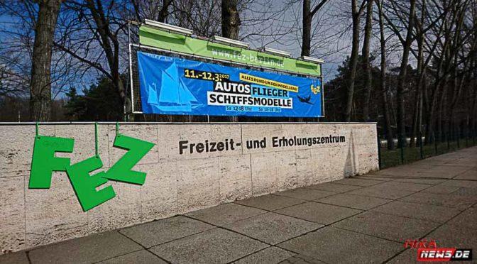 Autos, Flieger, Schiffsmodelle – Modellbau im FEZ-Berlin