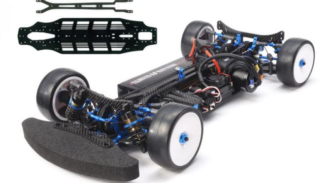 Tamiya TRF419X WS mit Aluminium-Chassis