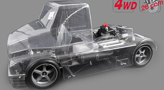 FG 4WD 530 Super Race Truck 4WD