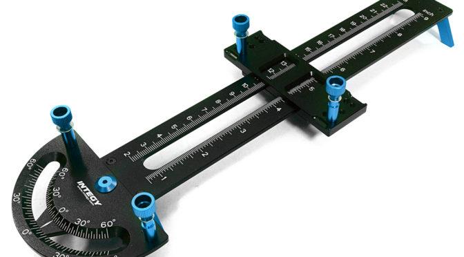 Integy – Einstellwerkzeug für Stoßdämpfer, Spurstangen….