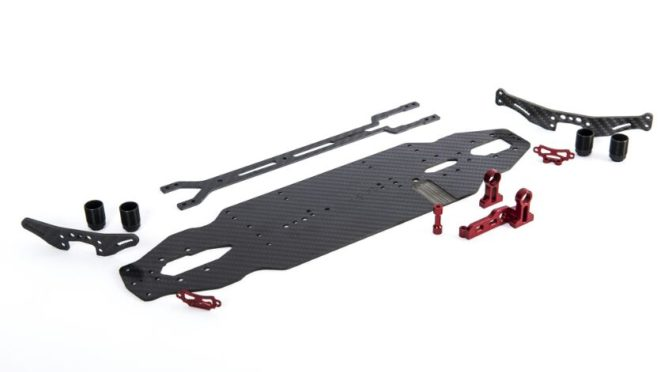 "Capricorn RC News! ""Power Light Kit"" für den TE-03 EVO"