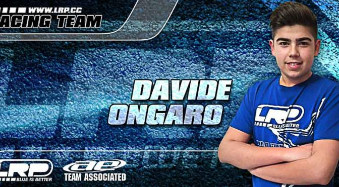 Davide Ongaro verlängert mit LRP!