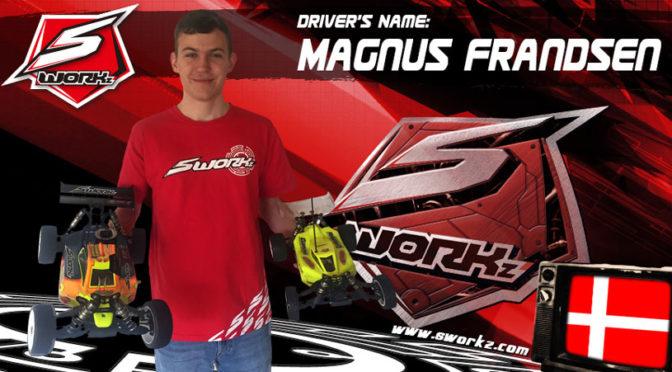 Magnus Frandsen wechselt zu SWORKz Team Denmark
