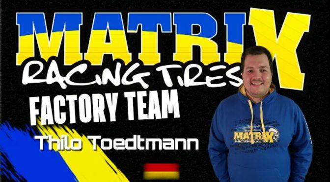 Thilo Tödtmann wechselt zu Matrix Factory Tires