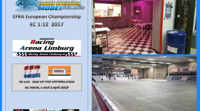 EFRA European Championship EC 1:12 2017
