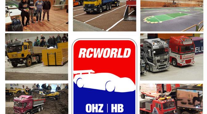 LRP-HPI-Challenge auf der Modellbau Schleswig-Holstein 2018