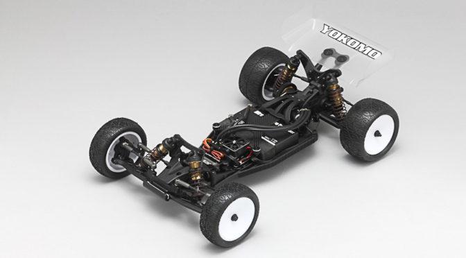 Yokomo YZ-2DTM Chassis-Kit