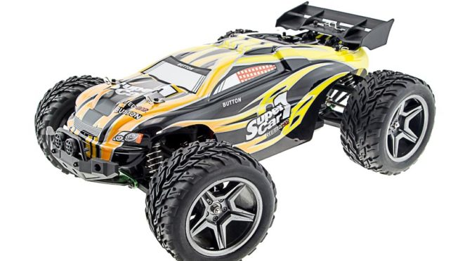 Monstertronic 1/10 Truggy 4WD, MT2044