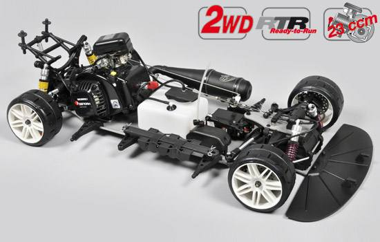 Sportsline 2WD-530 Chassis mit AR Karosserie