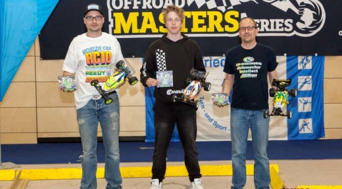 Conrad Offroad Masters und Berlin-Trophy beim RCCT-Berlin