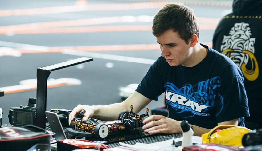 Jirka Vyšín mit T4 gewinnt das PLMS Final in Polen