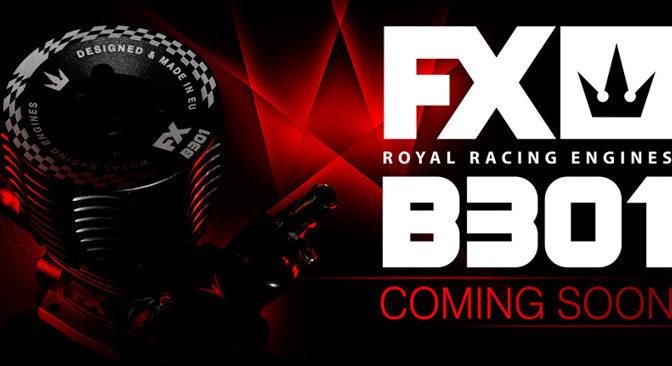 FX B301 Motor kommt demnächst
