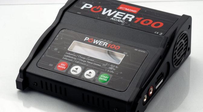 DYMOND Power 100 AC/DC Ladegerät