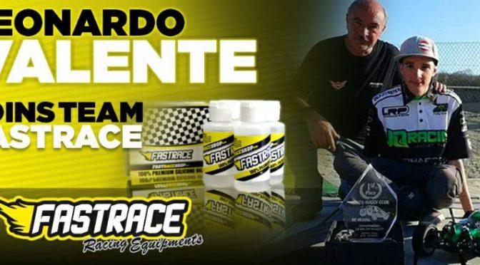 Leonardo Valente jetzt mit Fastrace
