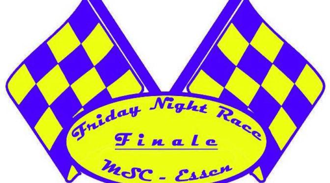 Friday Night Race beim MSC-Essen