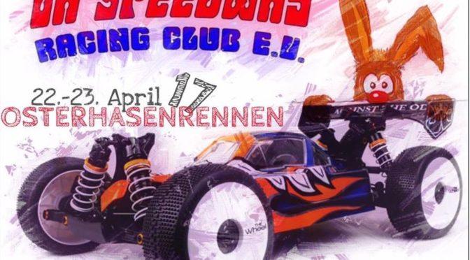 Osterhasenrennen 2017 und Team Night Race bei den LA Speedway