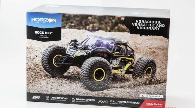 LOSI Rock Rey 4WD Rock Racer 1:10 RTR – Teil 1