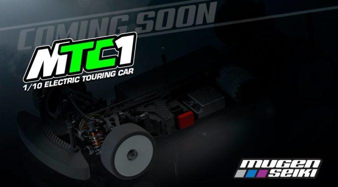 Mugen MTC1 1/10 Elektro Tourenwagen – Coming Soon
