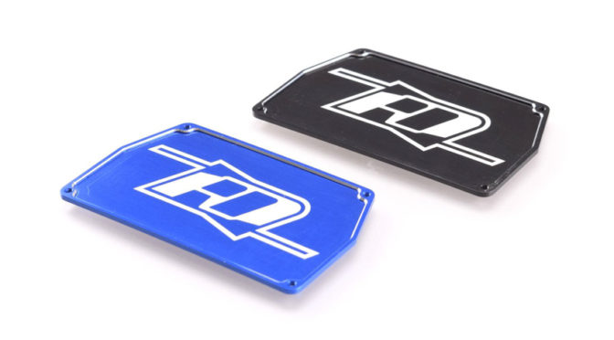 RDRP – Aluminiumplatte für die Elektronik